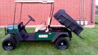 9. Super Clean Heavy-Duty ST Sport Utility / Golf Cart 13hp 401cc Kawasaki Engine!