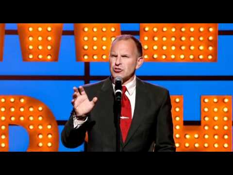 Simon Evans - Comedy Roadshow