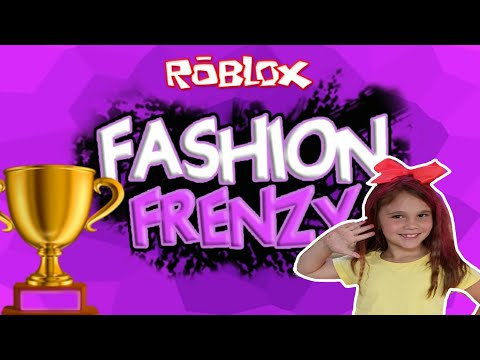 Roblox! Fashion Frenzy!