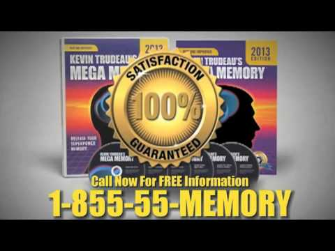 mega memory - http://megamemory2013.com The New Mega Memory 2013 Commercial Call Now for Free Information: 1-855-55-MEMORY If you've seen the new Mega Memory 2013 Edition ...