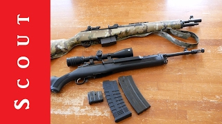 I review the now famous Ruger Mini-14 tactical rifle.  This awesome derivative of the military M14 is easy to shoot in it's 223 caliber.  Great for hog or coyote hunting, and very handy on the farm and ranch.  This rifle is also a great option for self defense.Ruger Mini-14 Rifle: http://bit.ly/2qCii0jRedfield Scope: http://amzn.to/2qKAXHaHogue Mini-14 Stock OD Green: http://amzn.to/2qKHf9wSUBSCRIBE! https://goo.gl/hUkvRHMystery Ranch Packs!http://www.avantlink.com/click.php?tt=ml&ti=625413&pw=218037Moosejaw Camping Gear!http://www.avantlink.com/click.php?tt=ml&ti=722&pw=218037Brownells - Guns and Parts!http://www.avantlink.com/click.php?tt=ml&ti=2203&pw=2180371-800 Guns and Gear - Guns / Ammo Online!http://www.avantlink.com/click.php?tt=ml&ti=611351&pw=218037Black Ovis - Best Hunting Gear!http://www.avantlink.com/click.php?tt=ml&ti=210209&pw=218037Lifestraw Water Filterhttp://www.avantlink.com/click.php?tt=ml&ti=553427&pw=218037BattlBox Subscription!http://www.avantlink.com/click.php?tt=ml&ti=461361&pw=218037Web: http://www.scouttactical.com