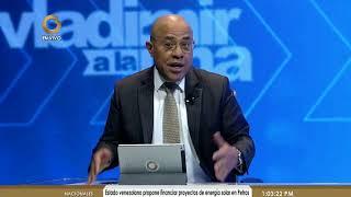 Vladimir Villegas: No reclamo la concesión de Globovision, defiendo la libertad de expresión
