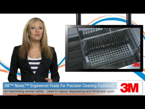 3M™ Novec™ Engineered Fluids For Precision Cleaning Explained