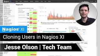 Cloning Users in Nagios XI