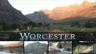 Worcester South Africa  City pictures : Worcester - Route 62, Western Cape, South Africa