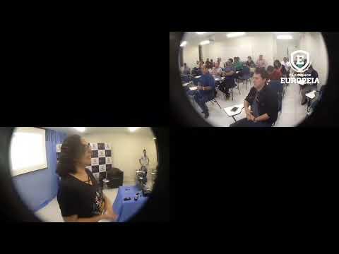 Workshop Europeia e Sebrae