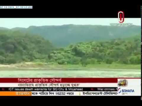 Sylhet tourist spots booming (02-10-2015)