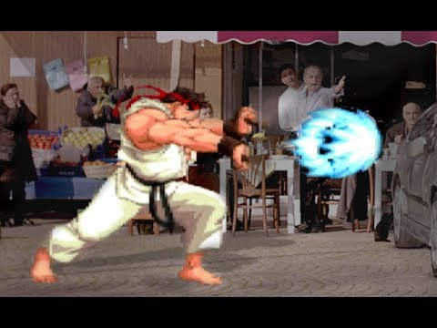 Street Fighter Bonus Round Car Insurance