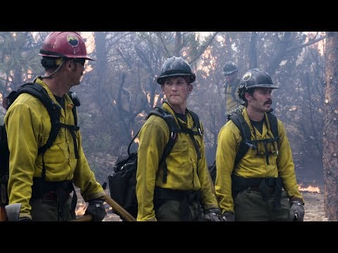 'Only The Brave' Exclusive Clip (2018) | Working With Fire