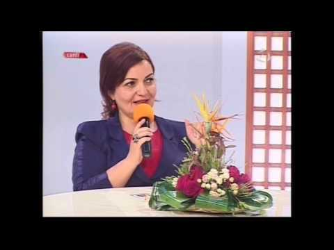 PROF DR. AYGÜN ATTAR AZAD AZERBAYCAN TV (ATV) 23 MAYIS 2013 1219 ...