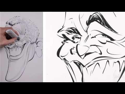 karikatur barack obama