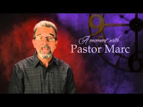 "A Moment with Pastor Marc #20<br /><strong>""Perseverance""</strong>"