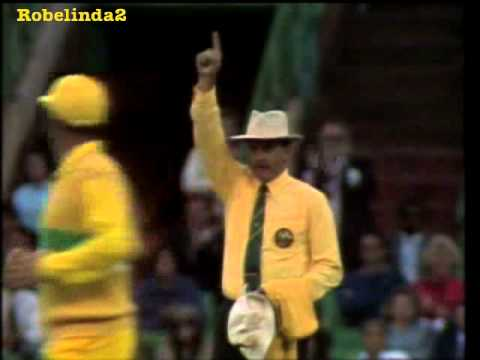 The best of the 12th man, compilation with real dismissals to match!