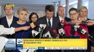 """""""Zatrzymać marsz PiSu, łamania prawa i zasad konstytucji"""""""