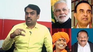 Video Rangaraj Pandey Interview : My challenging interveiws are with Modi, Vaiko..| Biography MP3, 3GP, MP4, WEBM, AVI, FLV Desember 2018
