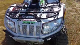 6. Arctic Cat Thundercat 1000 h2