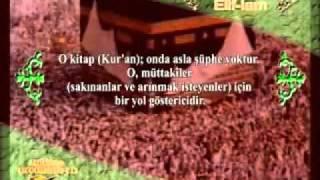 Abdulbasit Abdussamed - Fatiha-Elif Lam Mim-ihlas-Felak-Nas Sureleri