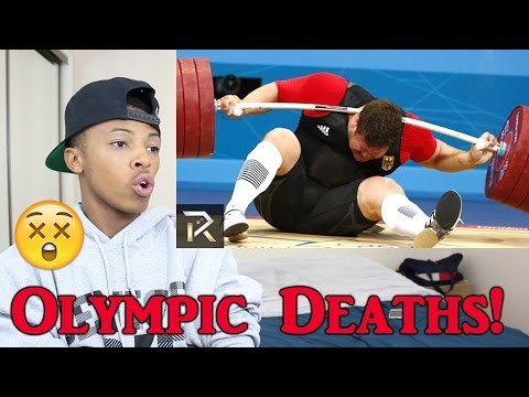 10 Most Disturbing Deaths At The Olympic Games Reaction