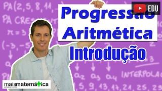 Fala galera, beleza!! Essa é a primeira videoaula sobre o assunto Progressão Aritmética (PA). Ela traz a parte introdutória e a...