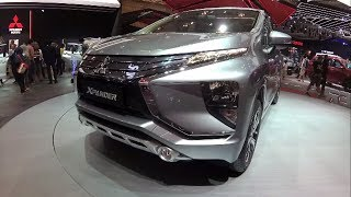 Video NEW MITSUBISHI XPANDER 2018 - Exterior and Interior Walkaround MP3, 3GP, MP4, WEBM, AVI, FLV Januari 2018