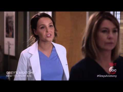 Jo Stands Up To Meredith - Grey's Anatomy Sneak Peek