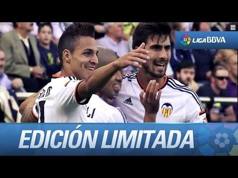 Edición limitada : Villarreal CF (1-3) Valencia CF - HD (видео)