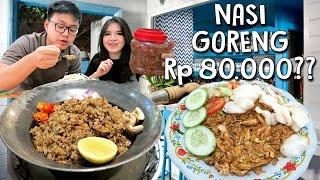 Video Nasi Goreng Rp 80.000 VS Rp 15.000 !! MP3, 3GP, MP4, WEBM, AVI, FLV Februari 2018