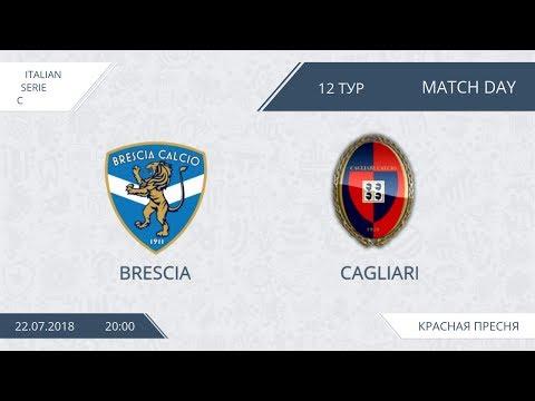 AFL18. Italiy. Seria C. Day 12. Brescia - Cagliari