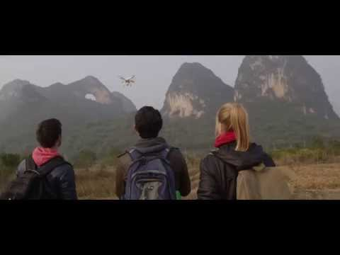 DJI - Where the Road Meets the Sky