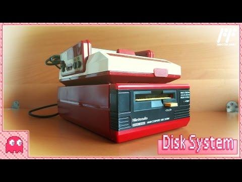 Nintendo Famicom Disk System. Toma de contacto