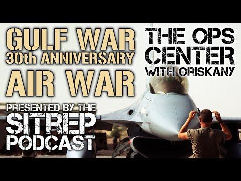 Ops Center Episode 18: Desert Storm - The Air War