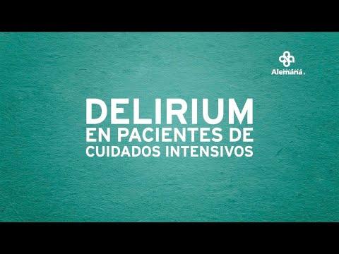 Delirium en pacientes de Cuidados Intensivos