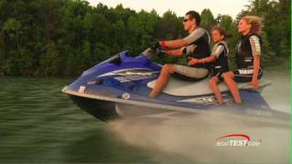 3. Yamaha VX Deluxe 2010 (HQ) - By BoatTEST.com