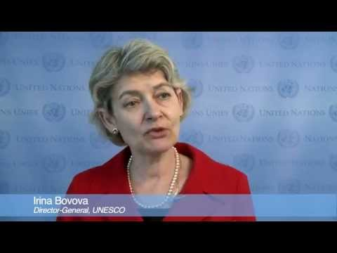 education for all - Education can bring sustainability in all Millennium Development Goals, says Irina Bokova, Director-General of the United Nations Educational, Scientific and...