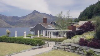 On splendid, mysterious Lake Wakatipu, the cradle of ancient Maori legends and one of the most serene landscapes in the world,...