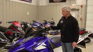 8. 2014 Yamaha SR Viper - Snowmobile Review