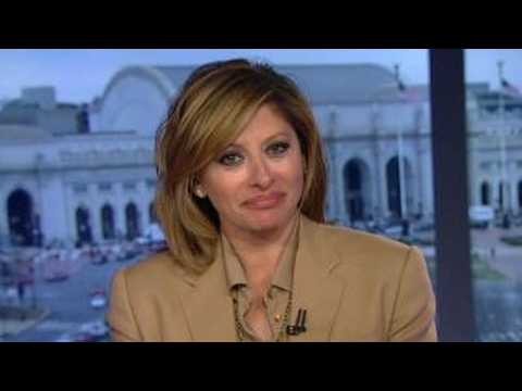 Maria Bartiromo talks about her interview with Trump
