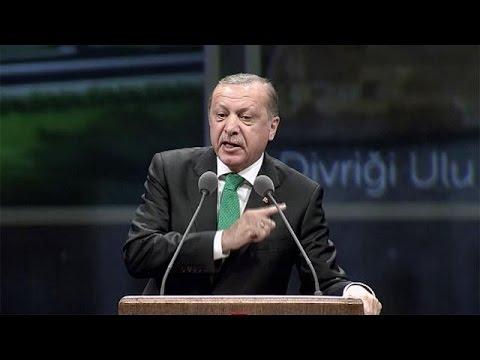 Ερντογάν: «Γνωρίζουμε τους Ολλανδούς από τη σφαγή της Σρεμπρένιτσα»
