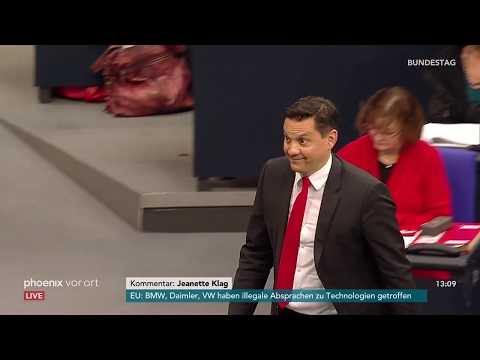Bundestagsdebatte zu Fixierungen im Rahmen von Freiheitsentziehungen am 05.04.19