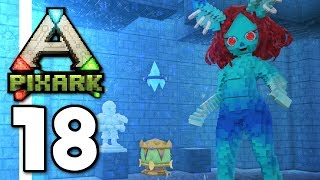 PixARK • Easy Cheesy Ice Fairy! Taming The Swamp! (Ep.18)