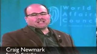 WorldAffairs 2010: Great Ideas - John Wood&Craig Newmark