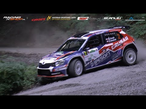 ENIPRO Rally Lubenik 2018 - Action by MaxxSport