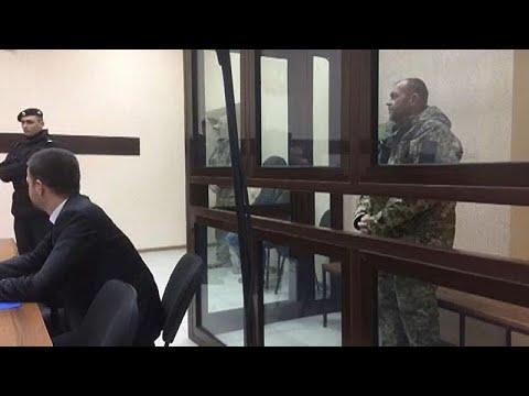 Συνεχιζόμενη ένταση Ουκρανίας-Ρωσίας για τους αιχμαλώτους…