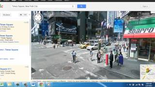 This tutorial will show you how to use the street view feature of Google Maps (show'em how to turn it on in the web). Don't forget to...