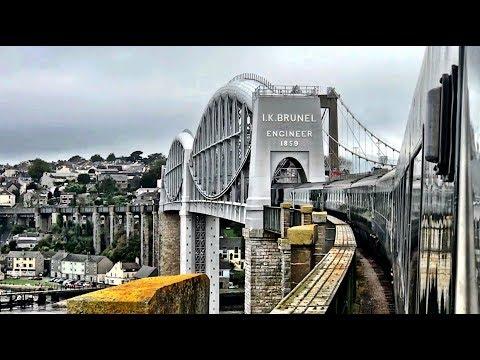 "BRITAIN'S BEST TRAIN: The GWR Pullman service ""Royal Duchy"" - London to Cornwall"