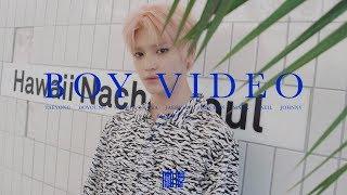 NCT 127 프리스타일 비디오.