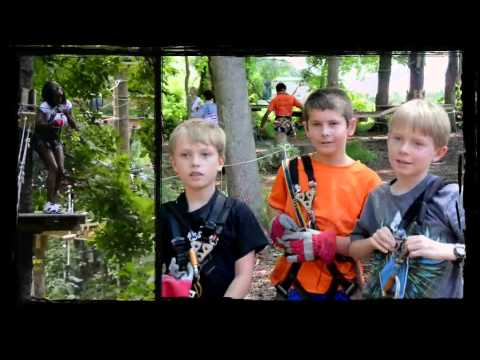 What is an Adventure Park?  The Adventure Park at Heritage.