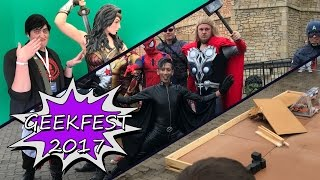 Geekfest 2017: A superb showing of everything geek