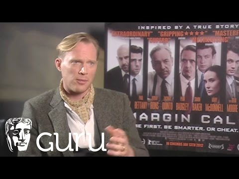 Paul Bettany - The actor whose credits include The Da Vinci Code, A Beautiful Mind and Master and Commander answers BAFTA's three Big Questions. - How did you get started i...
