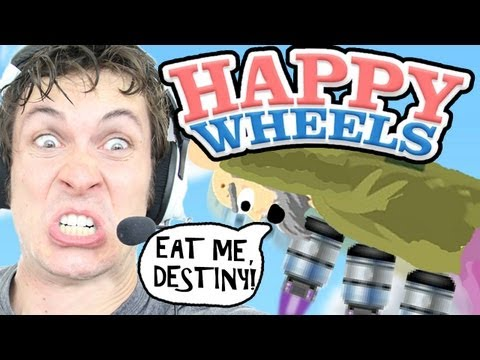 Eat Me - Next Happy Wheels - http://bit.ly/15XOz2n Prev Happy Wheels - http://bit.ly/1b24JZu Check out The Walking Dead: http://bit.ly/12rYzfu Shirts US - http://tobu...
